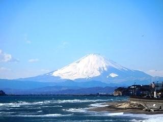 公園からアップの富士山.JPG