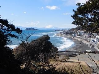 公園高台から富士山.JPG