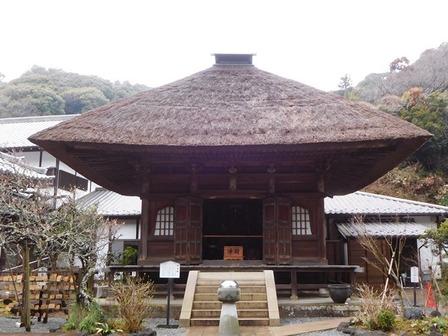北条時宗の廟所.JPG